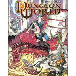 Dungeon world juego de rol