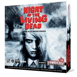 Zombicide: Night of the Living Dead (castellano) - juego de mesa