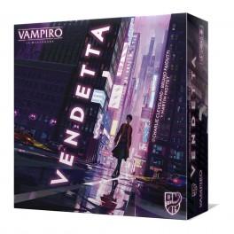 Vampiro: La Mascarada Vendetta (castellano) - juego de mesa