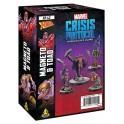Marvel Crisis Protocol Magneto and Toad - expansión juego de mesa