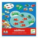 Eduludo Sumas - juego de mesa para niños