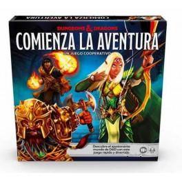 Dungeons and Dragons: Comienza la Aventura - juego de mesa