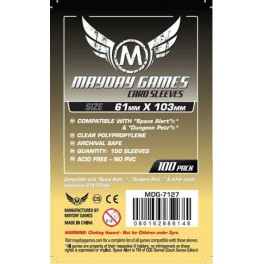 Fundas  Protectoras Mayday Magnum- Tamaño 61x103 MM