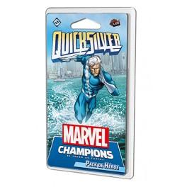 Marvel Champions: Quicksilver - expansión juego de mesa