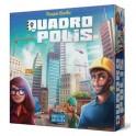 Quadropolis juego de mesa