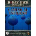 D-Day Dice: Camino al Infierno - expansión juego de mesa