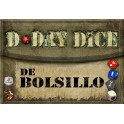 D-Day Dice: De Bolsillo - juego de dados
