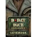 D-Day Dice: Leyendas - expansión juego de mesa