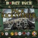 D-Day Dice: Segunda Edicion - Pack Kickstarter - juego de mesa