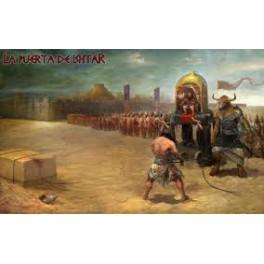 La puerta de Ishtar juego de rol