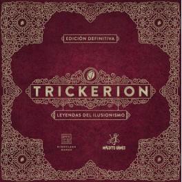 Trickerion: Leyendas del Ilusionismo - Edición Definitiva (castellano) - juego de mesa