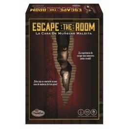 Escape the Room: la Casa de las Muñecas Maldita - juego de mesa