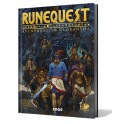 RuneQuest: Aventuras en Glorantha - juego de rol