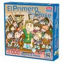 El Primero de la Clase 3000 - juego de mesa para niños
