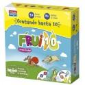 Fruit 10 - juego de cartas para niños