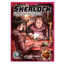 Serie Q Sherlock: Ensayos Fabianos - juego de cartas