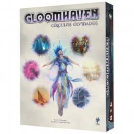 Gloomhaven: Circulos Olvidados - expansión juego de mesa