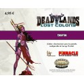 Savage Worlds: Deadlands. Colonia Perdida: Encarte