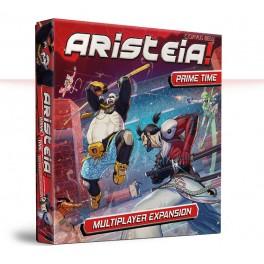 Aristeia: Prime Time Multiplayer expansion (castellano) - expansión juego de mesa