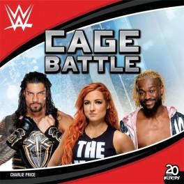 WWE Cage Battle - juego de dados
