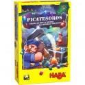 Picatesoros - juego de mesa para niños de Haba