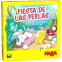 La Fiesta de las Perlas - juego de mesa para niños de Haba