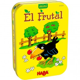 El frutal Mini - juego de mesa para niños de Haba