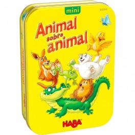 Animal Sobre Animal Mini - juego de mesa para niños de Haba