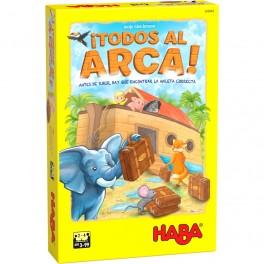 Todos al Arca - juego de mesa para niños de Haba