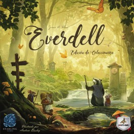 Everdell: Edicion Coleccionista (castellano) - juego de mesa