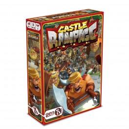 Castle Rampage - juego de cartas