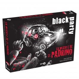 Black Party: La muerte de El Padrino - juego de cartas
