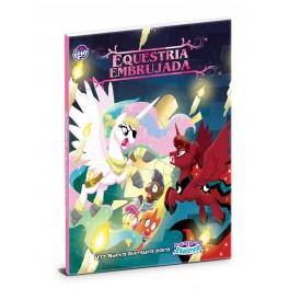 My Little Pony: Equestria Embrujada - suplemento de rol