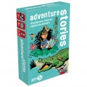 Black Stories Junior: Adventure Stories - juego de cartas