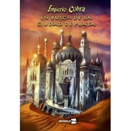 En busca de la Ciudad de Plata - libro juego