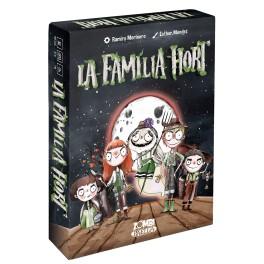 La Familia Hort + CARTA PROMO - juego de cartas