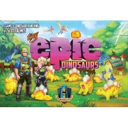 Tiny Epic Dinosaurs - juego de mesa