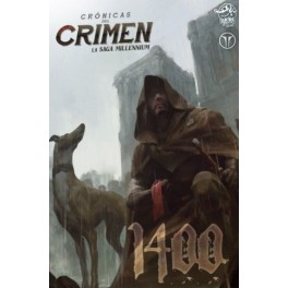 Cronicas del Crimen 1400 - juego de mesa