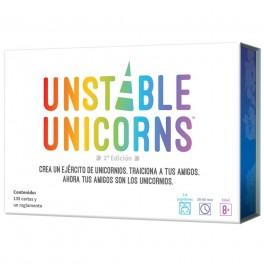 Unstable Unicorns - juego de cartas
