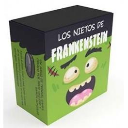 Los Nietos de Frankenstein - juego de dados