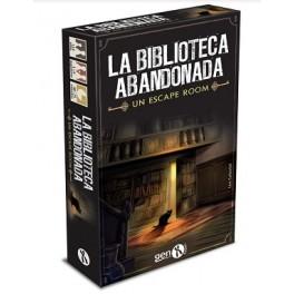 La Biblioteca Abandonada: un Escape Room - juego de cartas