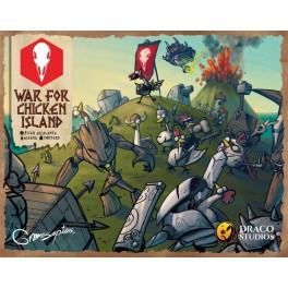 War for Chicken Island - juego de mesa