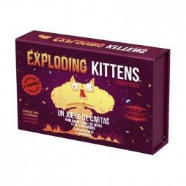 Exploding Kittens: Party Pack - juego de cartas