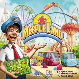 Meeple Land - juego de mesa
