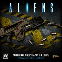 Aliens: Another Glorious Day in the Corps - juego de mesa