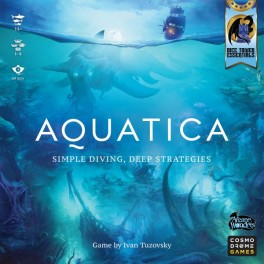 Aquatica - juego de mesa