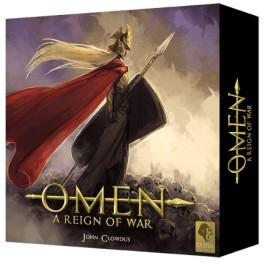 Omen: A Reign of War - juego de cartas