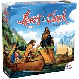 Lewis and Clark - juego de mesa