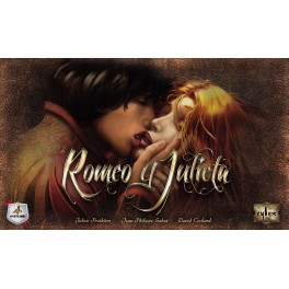 Romeo y Julieta - juego de mesa