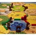 Catan Mercaderes y Barbaros juego de mesa